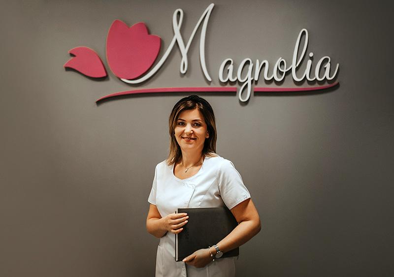 agnieszka fydryk gabinet kosmetyczny magnolia